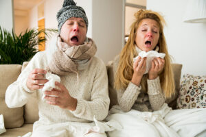 It's time for colds. 10 most common colds and their self-diagnosis. Part 1